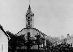 Eglise de Meyrin-1
