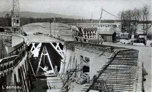 MEYRIN CERN CONSTRUCTION 1956 1