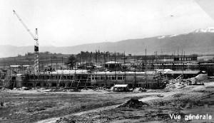 MEYRIN CERN CONSTRUCTION 1956 2