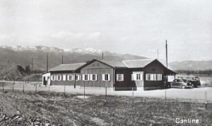 MEYRIN CERN CONSTRUCTION 1956 3