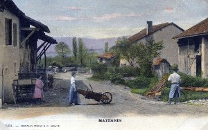 MEYRIN MATEGNIN 1909 2