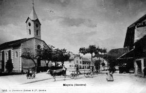 MEYRIN VILLAGE 1903