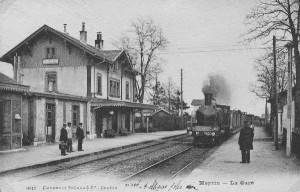MEYRIN VILLAGE 1906