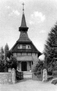 MEYRIN VILLAGE 1913 2