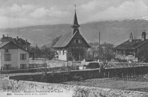 MEYRIN VILLAGE 1913