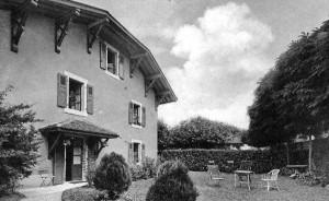 MEYRIN VILLAGE 1920