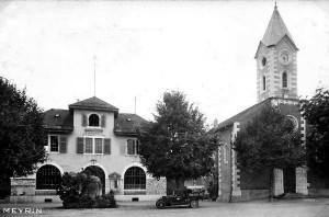 MEYRIN VILLAGE 1930 2