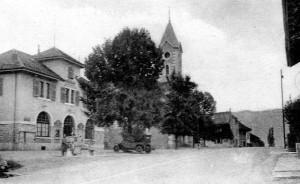 MEYRIN VILLAGE 1930