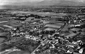 MEYRIN VILLAGE 1948