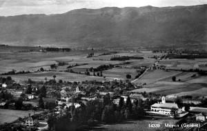MEYRIN VILLAGE 1950