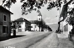 MEYRIN VILLAGE 1957 1