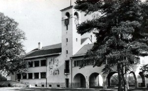 MEYRIN VILLAGE 1957 2
