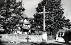 MEYRIN VILLAGE 1957 3