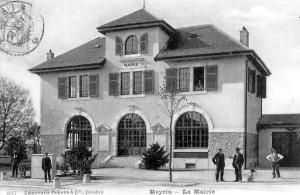 Mairie de meyrin