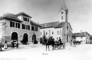Meyrin village-2