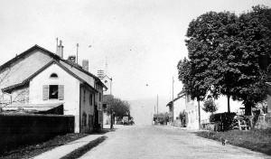 Meyrin village sans voioture