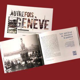 Livre Autrefois Genève