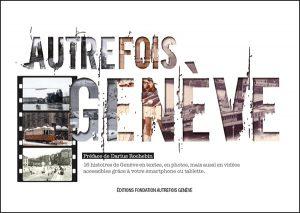 Livre interactif Autrefois Genève