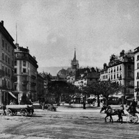 Place Longemalle, Genève
