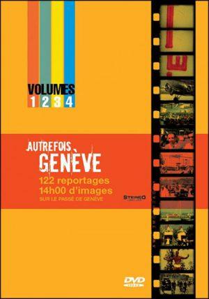 Coffret DVD Autrefois Genève